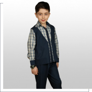لباس فرم مدرسه پسرانه