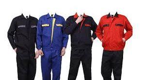 لباس فرم کارخانه ها